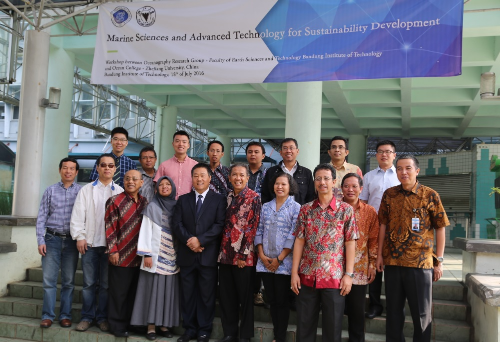 Marine Sciences and Advanced Technology for Sustainabilty Development