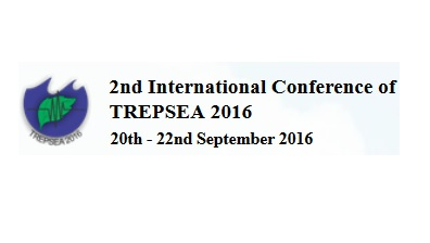 2nd International Conference of TREPSEA 2016