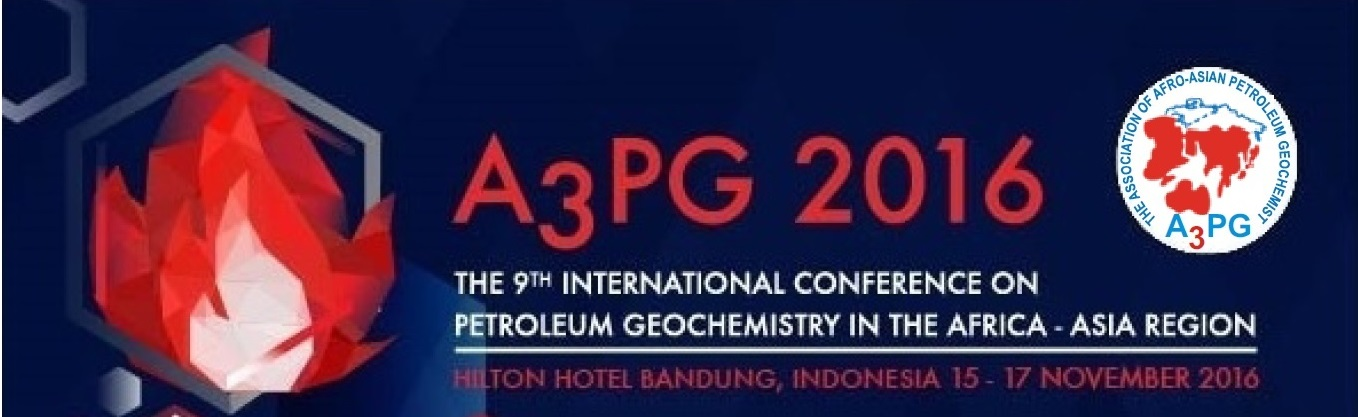 The 9th International Conference on Petroleum Geochemistry In the Africa-Asia Region