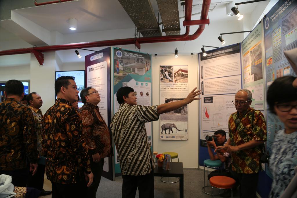 Pameran Poster dan Produk Program Penelitian, Pengabdian kepada Masyarakat dan Inovasi Tahun 2019