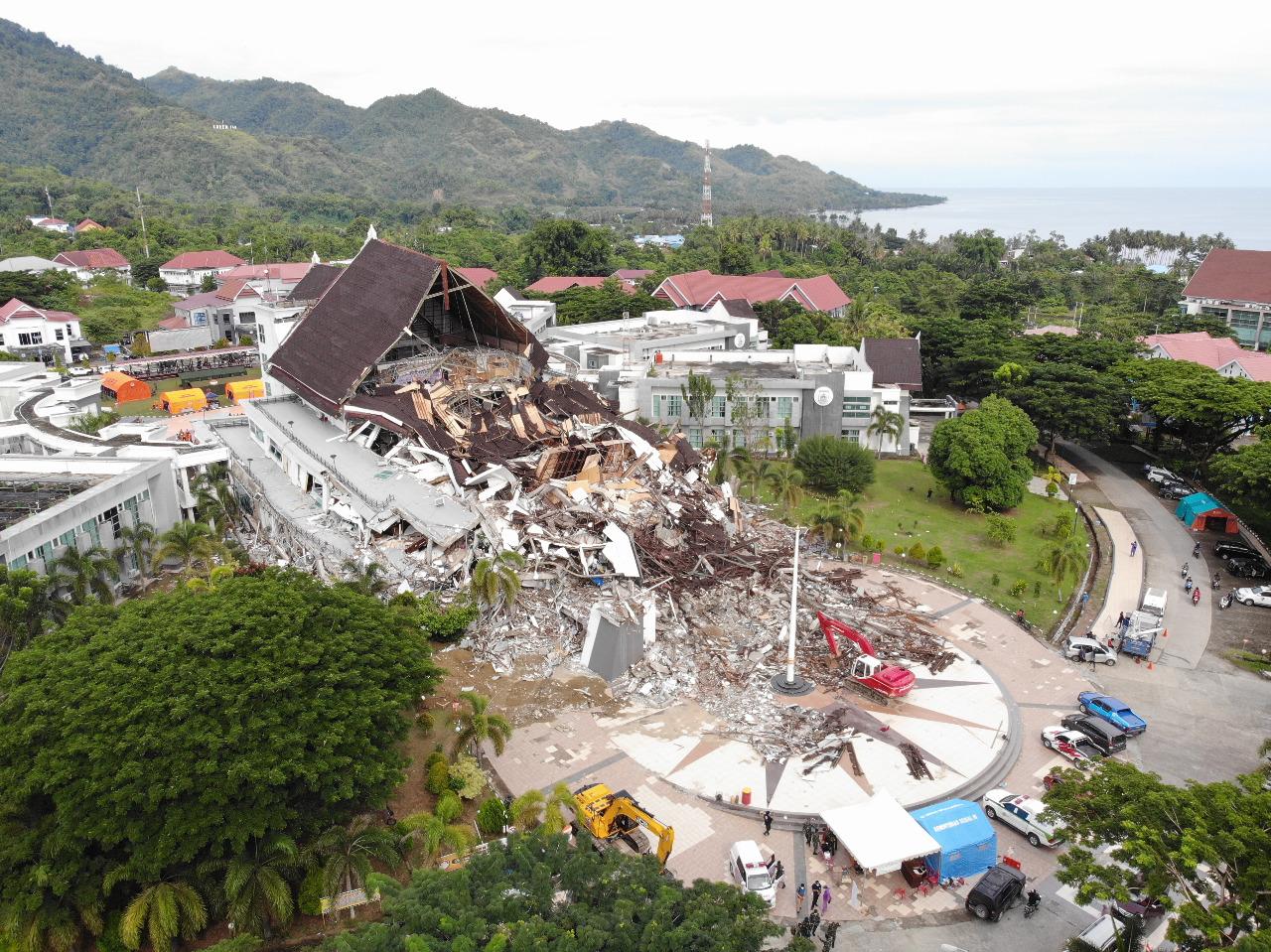 Bencana di Tanah Air, ITB Tetap Berkontribusi dari Sisi Kepakaran dan Kemanusiaan