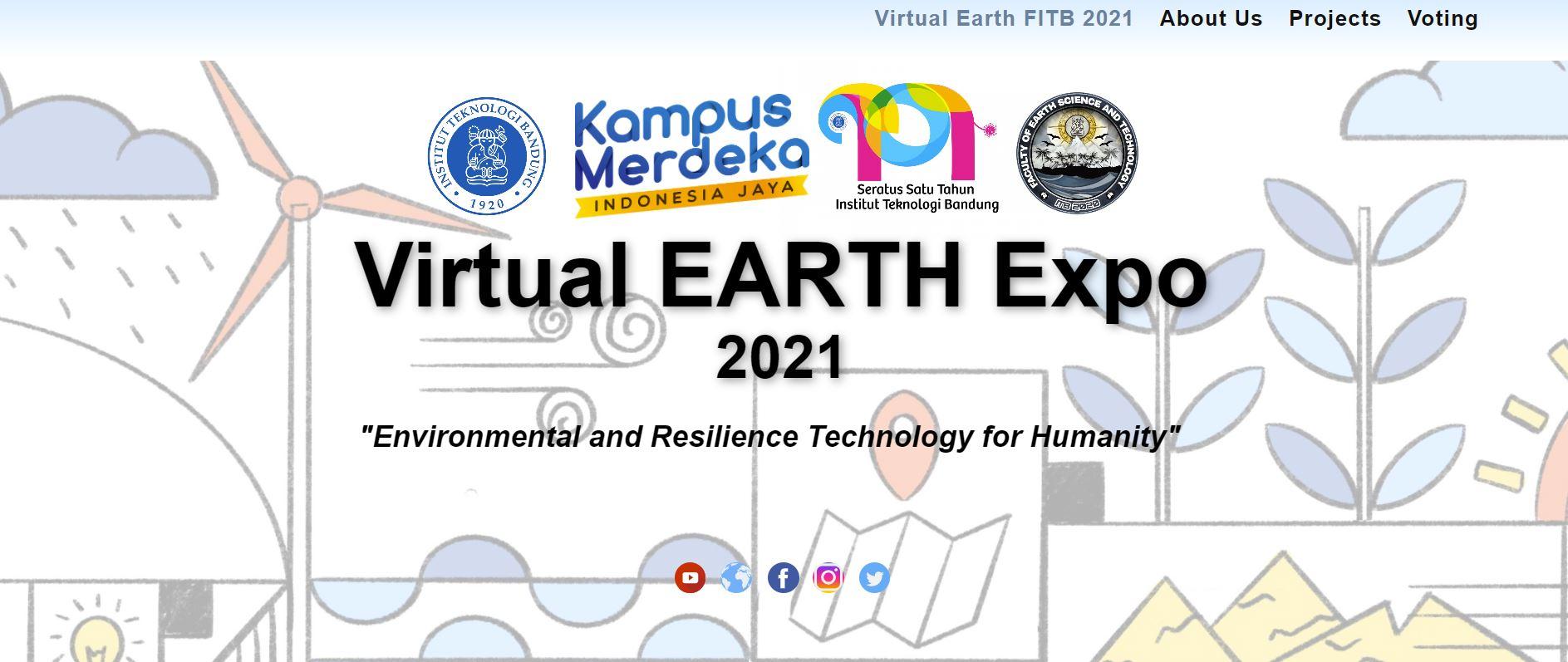 Virtual EARTH Expo 2021