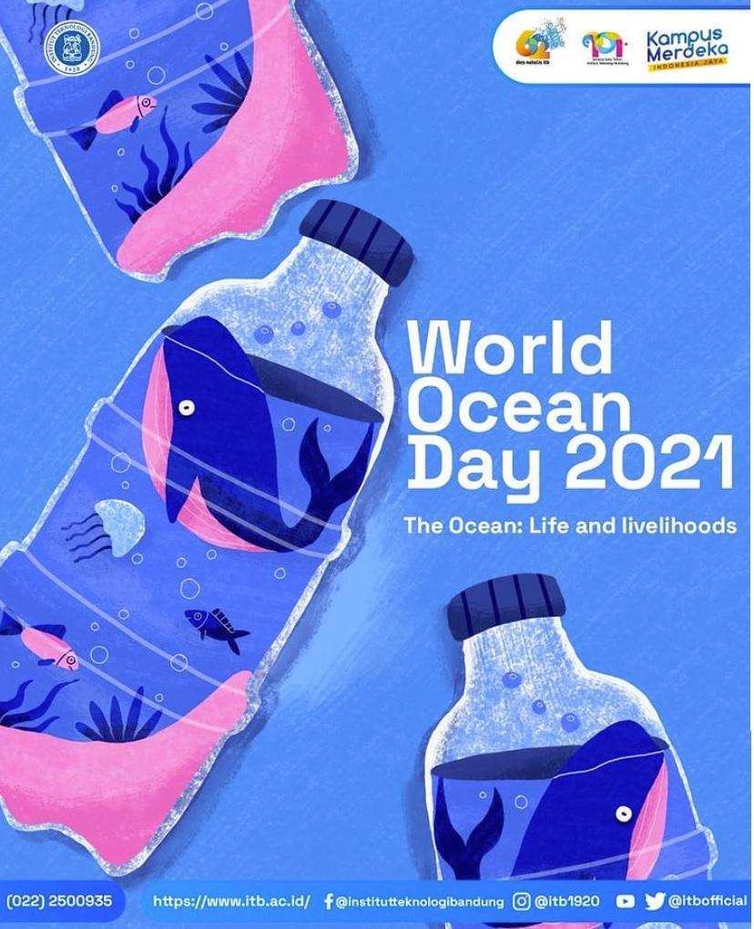 World Ocean Day 2021 : The Ocean life and livelihoods
