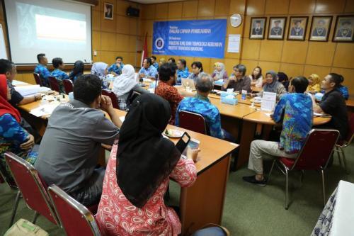 Workshop Evaluasi Capaian Pembelajaran